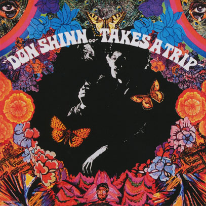 DON SHINN/Takes A Trip(Temples With Prophets) (1969/only) (ドン・シン/UK)