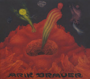 ARIK BRAUER/Same (1971/1st) (���ꥯ���֥饦����/Austria)