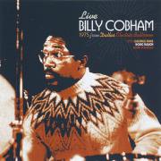 BILLY COBHAM/Live 1975 from Dallas Electric Ballroom (1975/Live) (ビリー・コブハム/USA)