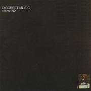BRIAN ENO/Discreet Music (1975/4th) (�֥饤��������/UK)