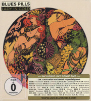 BLUES PILLS/Lady In Gold: CD+DVD Edition (2016/2nd) (�֥롼�����ԥ륺/USA,Sweden,France)