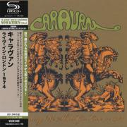 CARAVAN/A Hunting We Shall Go: Live In 1974(ライヴ・イン・ロンドン 1974) (1974/Live) (キャラヴァン/UK)