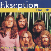 EKSEPTION/The 5th(Used CD) (1969-73/Comp.) (�������ץ����/Holand)