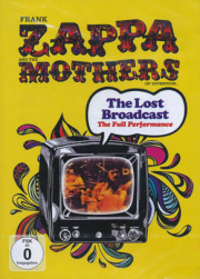 FRANK ZAPPA & THE MOTHERS OF INVENTION/Lost Broadcast: Beat Club 1968 (1970/DVD) (�ե�����åѡ������ޥ�������/USA)