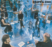 FRIPP & ENO/No Pussyfooting: 2CD Limited Edition (1973/1st) (フリップ&イーノ/UK)