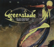 GREENSLADE/Live In Stockholm: March 10th 1975 (1975/Unreleased Live) (���꡼�󥹥쥤��/UK)