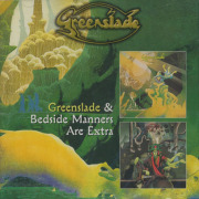GREENSLADE/Same + Bedside Manners Are Extra (1973/1+2th) (���꡼�󥹥쥤��/UK)