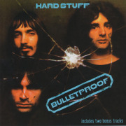 HARD STUFF/Bulletproof (1972/1st)  (ハード・スタッフ/UK)