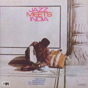 IRENE SCHWEIZER TRIO/Jazz Meets India (1967) (イレーネ・シュヴァイツァー・トリオ/German)