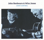 JOHN RENBOURN & WIZZ JONES/Joint Control (2016) (����󡦥��ܡ���������������硼��/UK)