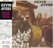 KEVIN AYERS/WhateverSheBringsWeSing(�ۥ�åȥ������������֥����������)(Used CD) (1972/3rd) (��������������/UK)