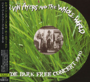KEVIN AYERS AND THE WHOLE WORLD/Hyde Park Free Concert 1970(�ϥ��ɡ��ѡ�����)(Used CD) (1970/Live) (������������������/UK)