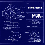 KEITH TIPPETT/Blueprint (1972/1st) (キース・ティペット/UK)