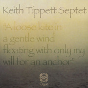 KEITH TIPPETT SEPTET/A Loose Kite In A Gentle Wind (1986/Live) (キース・ティペット・セプテット/UK)