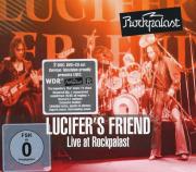LUCIFER'S FRIEND/Live At Rockpalast 1978 (1978/DVD+CD) (�륷�ե��������ե���/German)