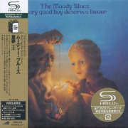 THE MOODY BLUES/Every Good Boy Deserves Favour(童夢)(Used CD) (1971/7th) (ムーディ・ブルース/UK)
