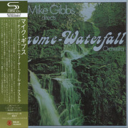 MICHAEL GIBBS/The Only Chrome - Waterfall Orchestra(ジ・オンリー・クローム〜) (1975/4th) (マイケル・ギブス/UK)