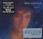 MIKE OLDFIELD/Discovery: 2CD+DVD Deluxe Edition (1984/10th) (�ޥ�����������ɥե������/UK)