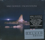 MIKE OLDFIELD/Incantations: 2CD+DVD Deluxe Edition (1978/4th) (マイク・オールドフィールド/UK)
