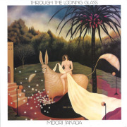 MIDORI TAKADA/Through The Looking Glass(LP) (1983/1st) (高田みどり/Japan)