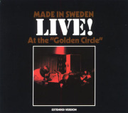 MADE IN SWEDEN/Live! At The Golden Circle(Used CD) (1970/Live) (�ᥤ�ɡ������������ǥ�/Sweden)