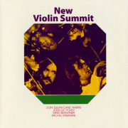 NEW VIOLIN SUMMIT/Live At The Berlin Jazz Festival 1971 (1971/only) (ニュー・ヴァイオリン・サミット/UK,USA,France,German,Norway)