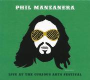 PHIL MANZANERA/Live At The Curious Arts Festival 2015 (2017/Live) (フィル・マンザネラ/UK)