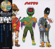 PATTO/Hold Your Fire: 2CD Expanded Edition(ホールド・ユア・ファイア) (1971/2nd) (パトゥー/UK)