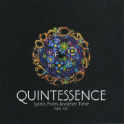 QUINTESSENCE/Spirits From Another Time 1969-1971(2CD) (1969-71/Comp.) (������ƥ���/UK)