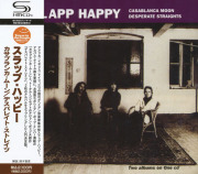 SLAPP HAPPY/Casablanca Moon+Desperate Starights(カサブランカ・ムーン〜)(Used CD) (1974+75/2+3th) (スラップ・ハッピー/German,etc)