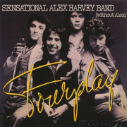 SENSATIONAL ALEX HARVEY BAND/Fourplay: without Alex (1977/7th) (センセーショナル・アレックス・ハーヴェイ・バンド/UK)