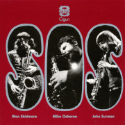 ALAN SKIDMORE,MIKE OSBORNE,JOHN SURMAN/SOS (1975/only) (A・スキッドモア,M・オズボーン,J・サーマン/UK)