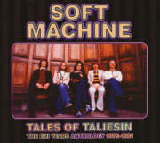 SOFT MACHINE/Tales Of Taliesin: The EMI Years Anthology 1975-1981 (1975-81/Comp.) (ソフト・マシーン/UK)