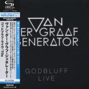 VAN DER GRAAF GENERATOR/Godbluff Live(ゴッドブラフ・ライヴ '70s) (1975+71/Live) (ヴァン・ダー・グラーフ〜/UK)