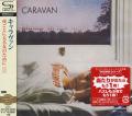 CARAVAN/For Girls Who Grow Plump In The Night(夜ごとに太る女のために SHM-CD) (1973/5th) (キャラヴァン/UK)