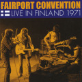FAIRPORT CONVENTION/Live In Finland 1971 (1971/Live) (フェアポート・コンヴェンション/UK)