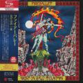 FIREBALLET/Night On Bald Mountain(はげ山の一夜) (1975/1st) (ファイアーバレー/USA)