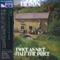 HERON/Twice As Nice & Half The Price(トゥワイス・アズ・ナイス&ハーフ・ザ・プライス) (1971/2nd) (ヘロン/UK)