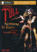 JETHRO TULL/Nothing Is Easy: Live At The Isle Of Wight 1971 (1970/DVD+CD) (ジェスロ・タル/UK)