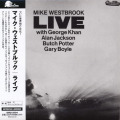 MIKE WESTBROOK/Live(ライヴ) (1972/Live) (マイク・ウエストブルック/UK)