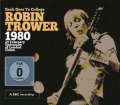 ROBIN TROWER/1980 Rock Goes To Collage(DVD+CD) (1980/Live) (ロビン・トロワー/UK)