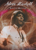 STEVE HACKETT/Spectral Mornings (1978/DVD) (スティーヴ・ハケット/UK)
