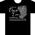 サード・イアー・TシャツA(黒)/Third Ear T-Shirt Type A(Black)