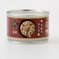 【文永堂】 最高級国産缶詰 牛そぼろスープ煮 160g×24缶【国産缶詰】【ケース売】