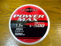 ����ƻ��ޤ뤫�ġۥ��ꥸ�ʥ롡��ǽ�ʥ����饤��GAR-NET��POWER MAX V-500����500m�����ˡ�MADE IN JAPAN��