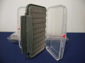 AXISCO Doble Side Clear Fly Boxes