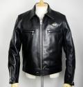 正規取扱店Lewis Leather(ルイスレザー) No.551 DOMINATOR(ドミネーター) ブラック