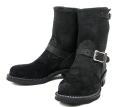 Wesco���������������ǥ����顼 Boss �ܥ�  Black Roughout����,8height,#430 sole,Wesco Buckle,Steel Toe