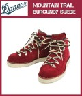 DANNER(���ʡ�) THREE WOOD���?MOUNTAIN TRAIL �ޥ���ƥ�ȥ쥤��  BURGUNDY SUEDE �С�����ǥ�����������(�磻���å�)