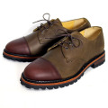 ��������Ź Getta Grip ���å�����å� 7619 VINTAGE CAP SHOES(������ơ�������åץ��塼��) D.BROWN��R.BROWN